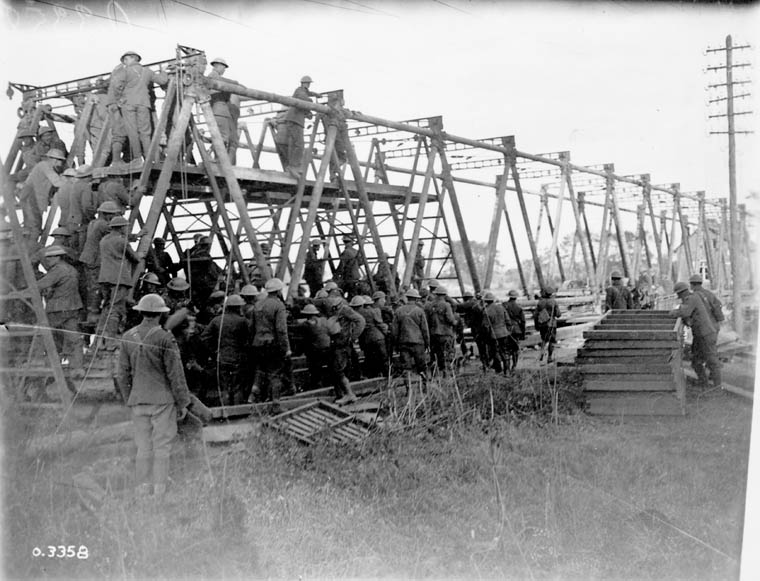 September 27 – The Battle of the Canal du Nord, launched by British and Empire forces, continues the advance towards the Hindenburg Line.