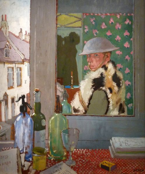 William Orpen - Ready to Start