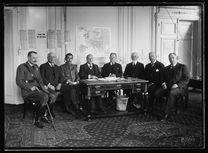 May 4 - The League of Red Cross Societies is formed in Paris.