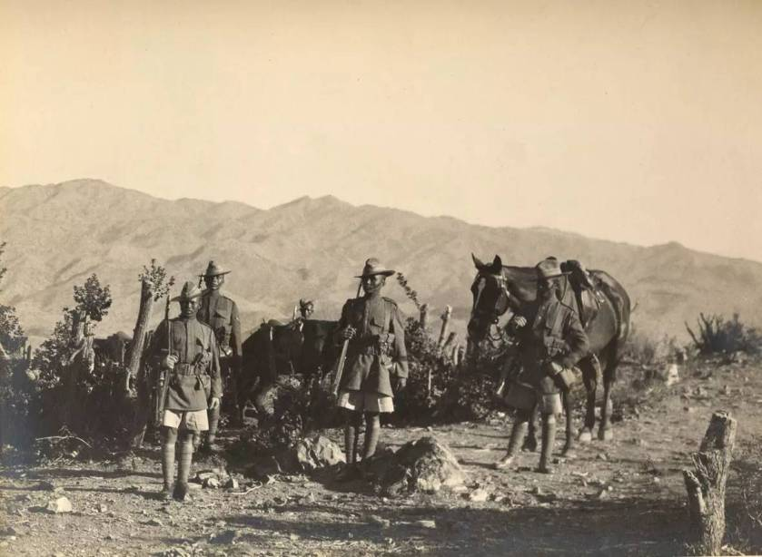 May 6 – The Third Anglo-Afghan War begins.