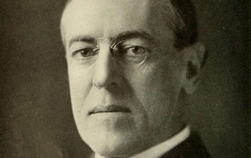 October 2 – President of the United States Woodrow Wilson suffers a serious stroke, rendering him an invalid for the remainder of his life.