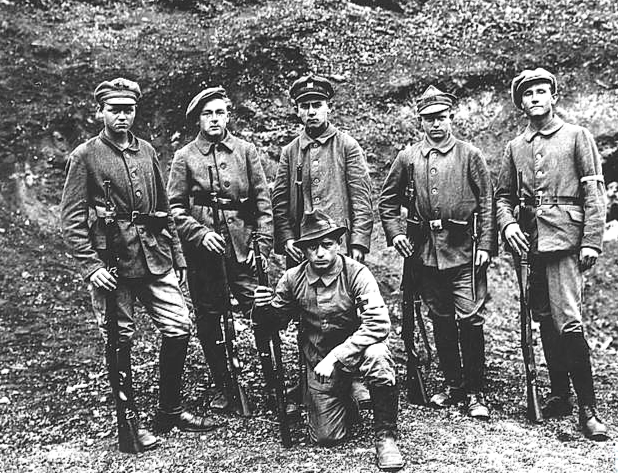 August 19–25 – The Poles in Upper Silesia rise up against the Germans.