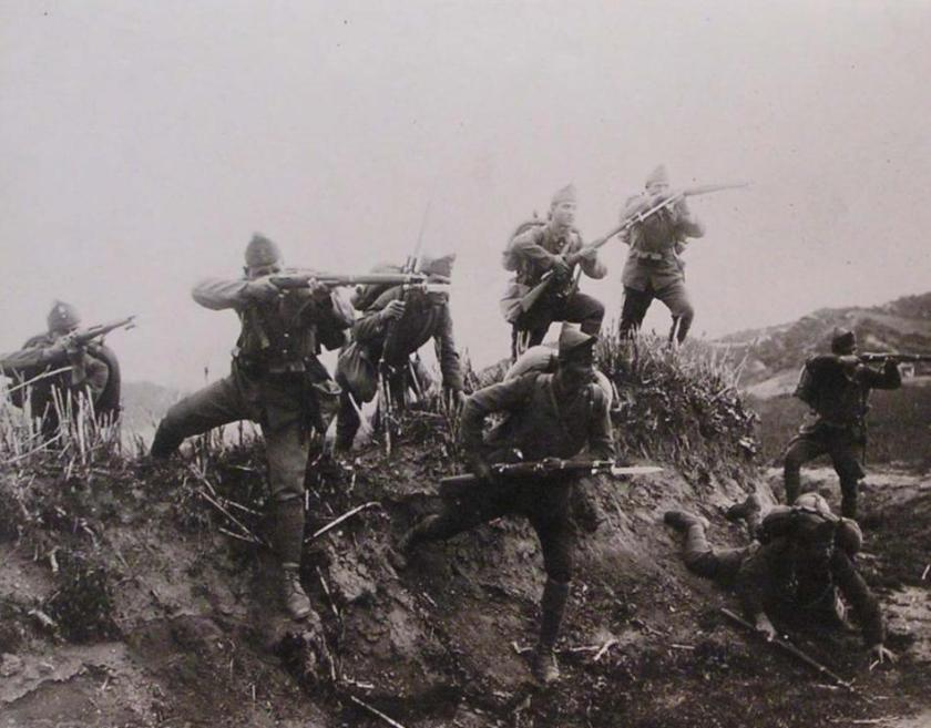 June 22 – In the Greek Summer Offensive, Greece attacks Turkish troops