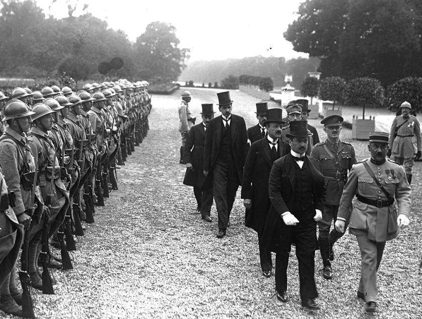 June 4 – With the Treaty of Trianon, peace is restored between the Allied Powers and Hungary, which loses 72% of its territory