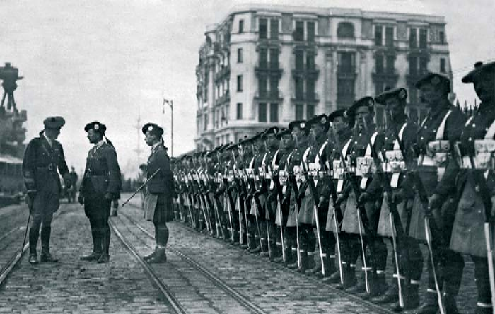 March 15–16 – Constantinople is occupied by British Empire forces, acting for the Allied Powers against the Turkish National Movement