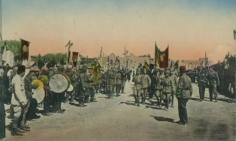 March 7 – The Syrian National Congress proclaims Syria independent, with Faisal I of Iraq as king