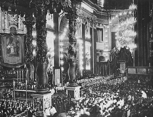 May 16 - Over 30,000 people attend the Canonization of Joan of Arc in Rome