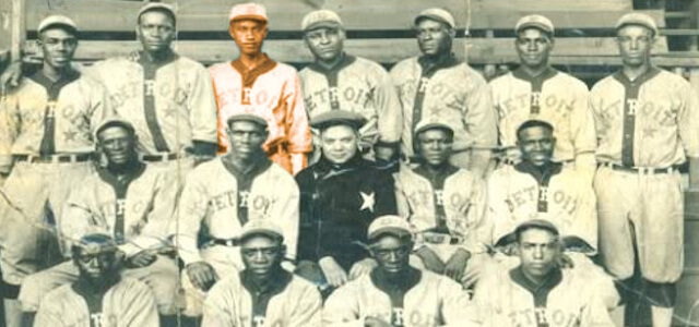 May 2 – The first game of Negro National League baseball is played in Indianapolis