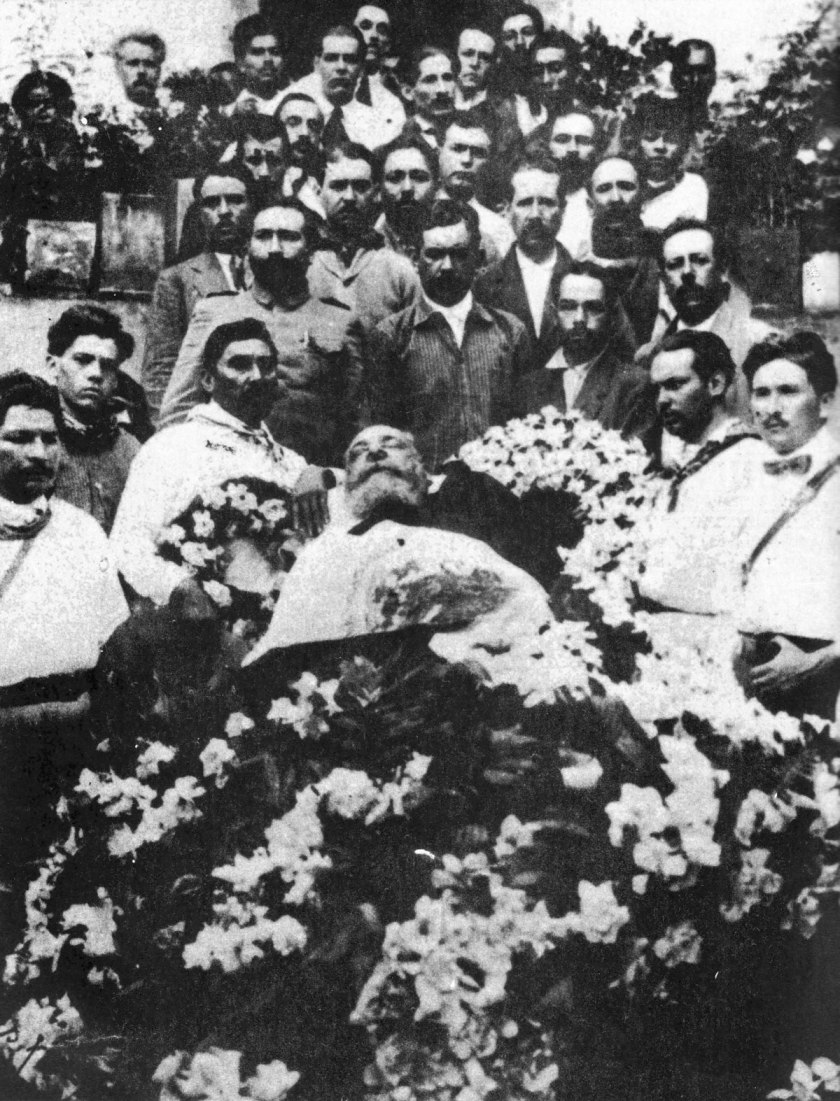 May 20 – President Venustiano Carranza of Mexico arrives in San Antonio Tlaxcalantongo, where he is shot and killed by the troops of Rodolfo Herrero