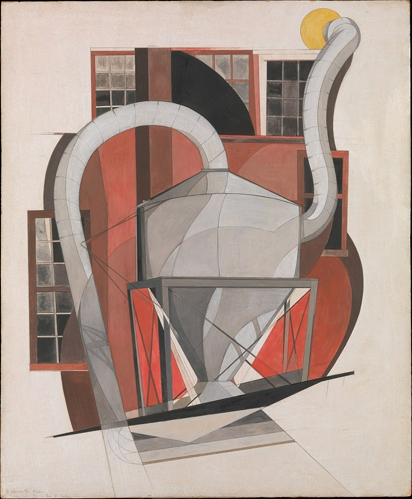 Charles Demuth - Machinery