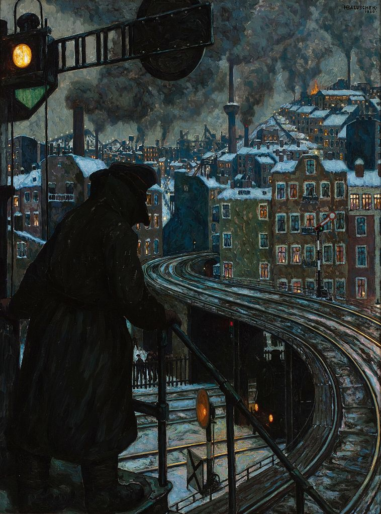 Hans Baluschek – City of Workers