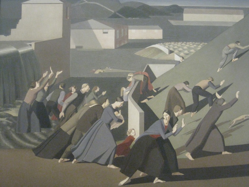 Winifred Knights – The Deluge