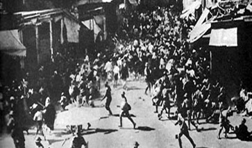 May 1–7 – Riots at Jaffa, Mandatory Palestine result in 47 Jewish and 48 Arab deaths.