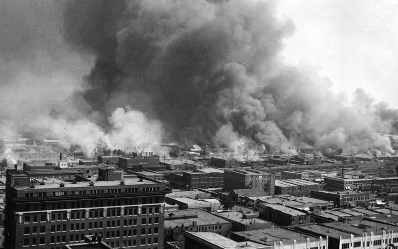 May 31–June 1 – Mobs of white residents attack black residents and businesses in Tulsa, Oklahoma. Between 100 and 300 are killed.
