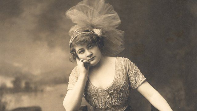 Young Sophie Tucker