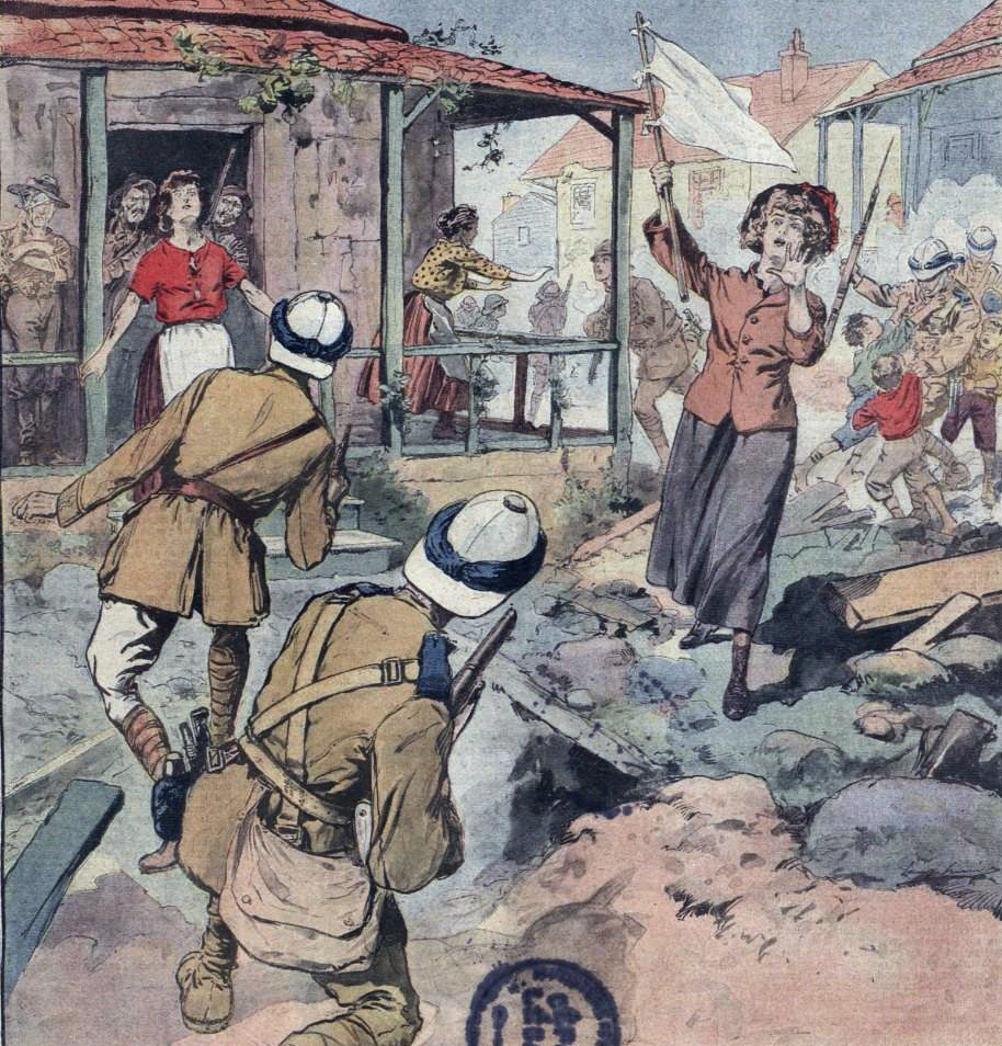 March 10–14 – The Rand Rebellion, a strike by white South African mine workers, becomes open rebellion against the state.