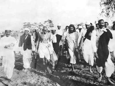 March 18 – In British India, Mahatma Gandhi is sentenced to six years in prison for sedition (he serves only two).