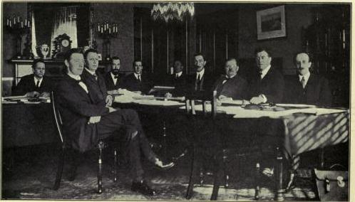 October 25 – The Third Dáil enacts the Constitution of the Irish Free State.