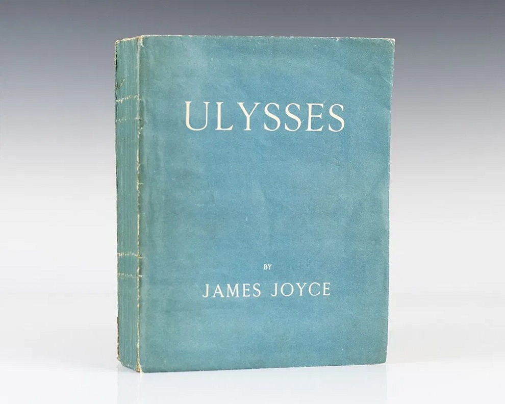 February 2 – Ulysses, by James Joyce, is published in Paris on his 40th birthday by Sylvia Beach