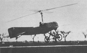 January 17 – Juan de la Cierva invents the autogyro, a rotary-winged aircraft with an unpowered rotor.