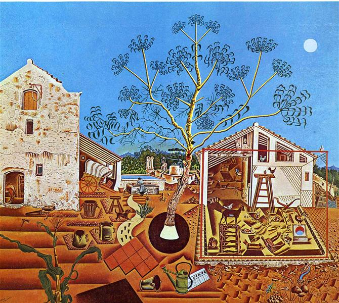 Joan Miró – The Farm