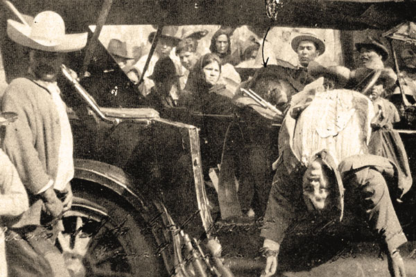 July 20 – Pancho Villa is assassinated at Hidalgo del Parral, Chihuahua.
