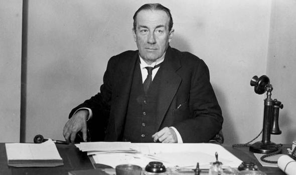 May 23 - Stanley Baldwin is appointed British Prime Minister.