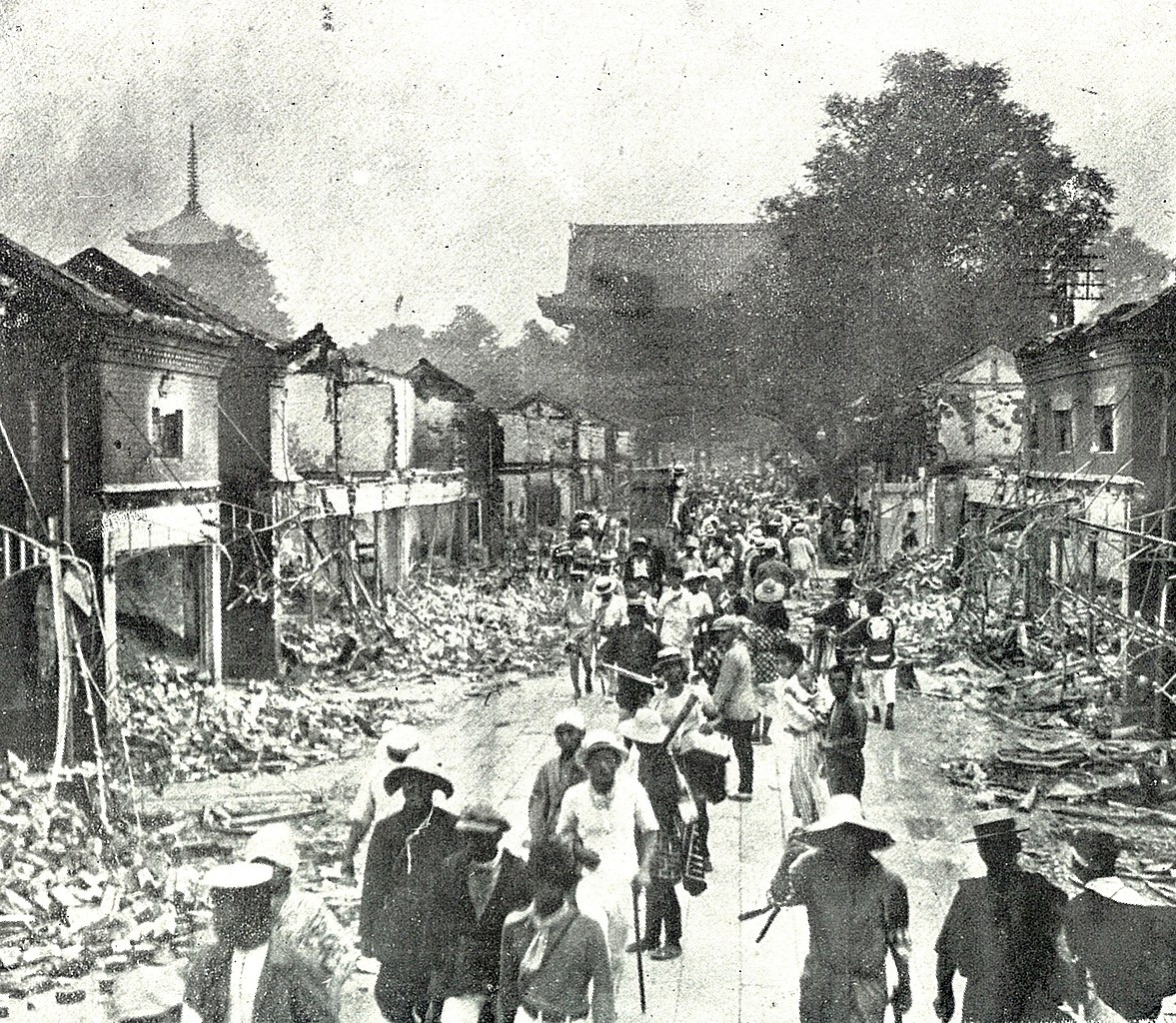 September 1 – The Great Kantō earthquake devastates Tokyo and Yokohama, killing an estimated 142,807 people