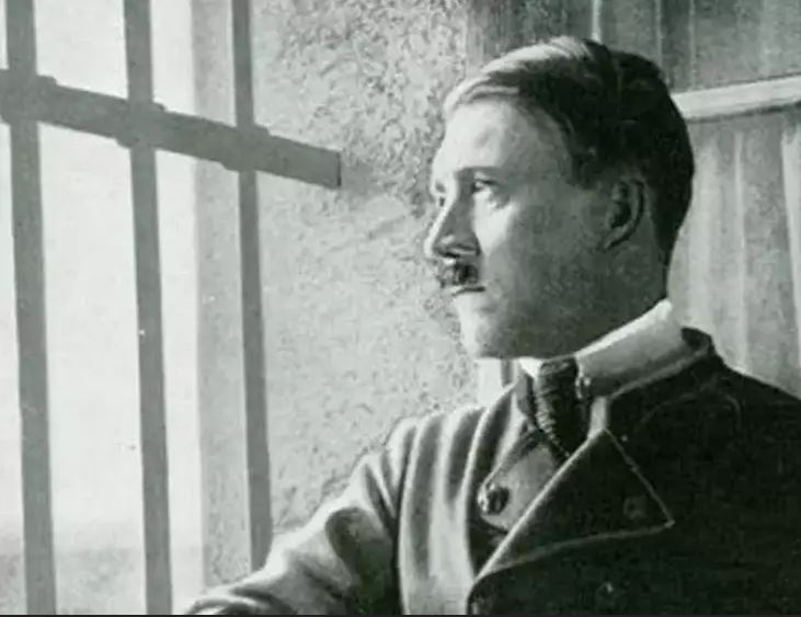 April 1 - Adolf Hitler is sentenced to 5 years in jail, for his participation in the Beer Hall Putsch (he serves only 8 months).