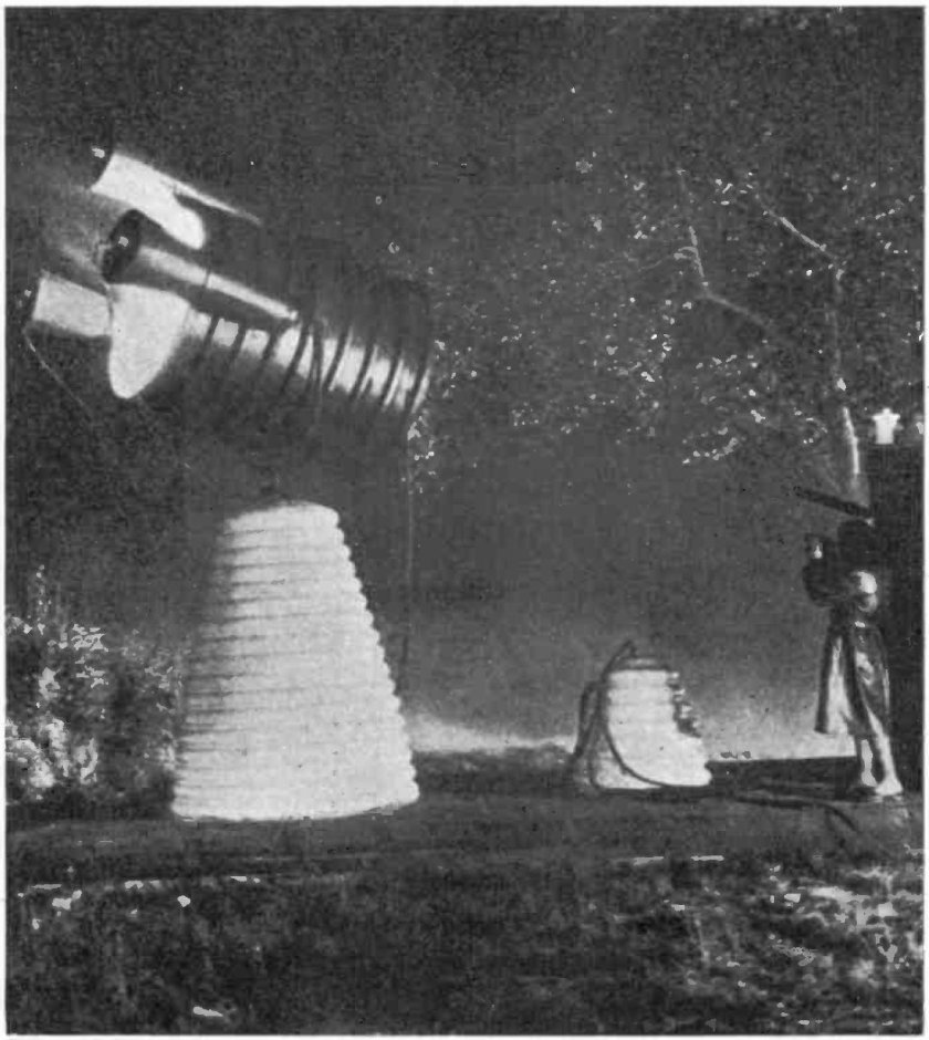 April 26 – Harry Grindell Matthews demonstrates his ''death ray'' in London, but fails to convince the British War Office.