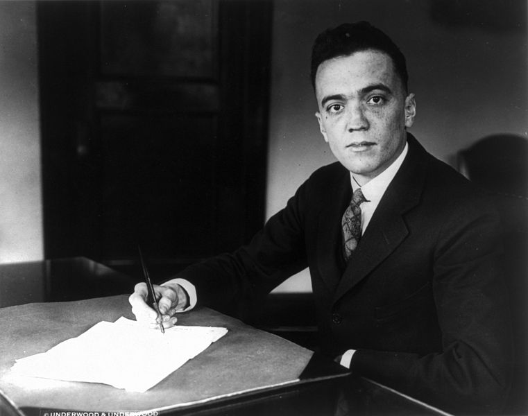 May 10 – In the United States, J. Edgar Hoover is appointed head of the Federal Bureau of Investigation.