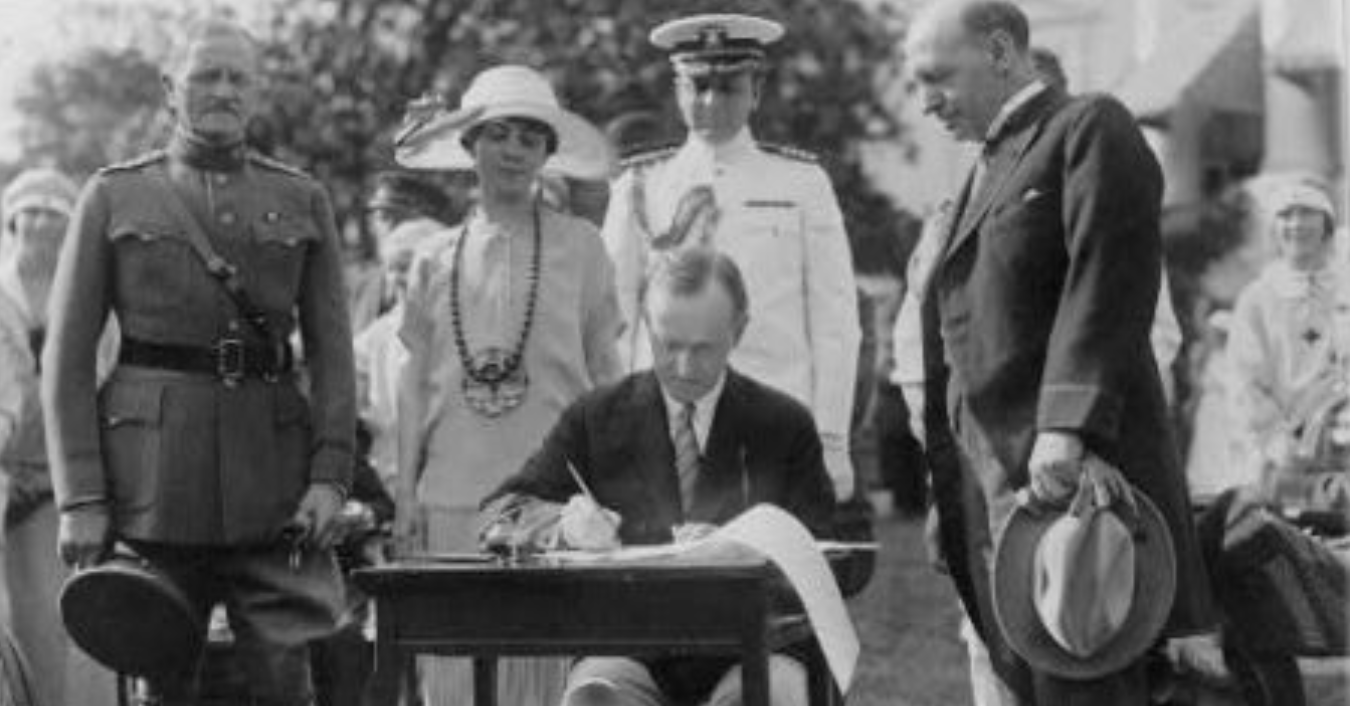 May 24 – The Immigration Act of 1924 is signed into law in the United States, including the Asian Exclusion Act.
