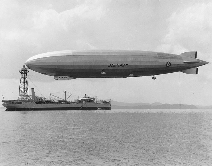 October 12–15 – Zeppelin LZ-126 makes a transatlantic delivery flight from Friedrichshafen, Germany, to Lakehurst, New Jersey.