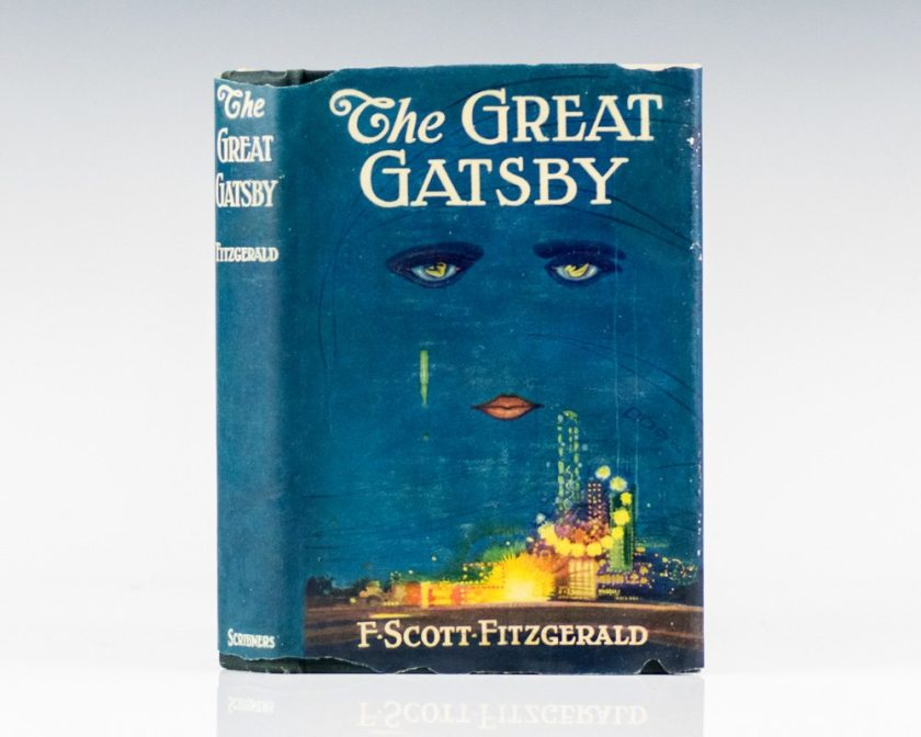 April 10 – F. Scott Fitzgerald publishes The Great Gatsby