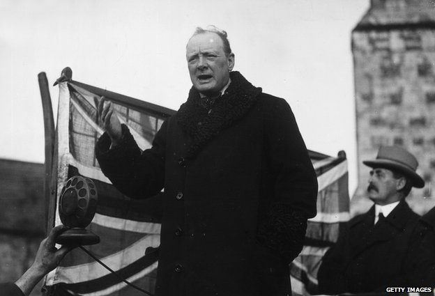 April 28 – Presenting the budget, Chancellor of the Exchequer Winston Churchill announces Britain's return to the gold standard.