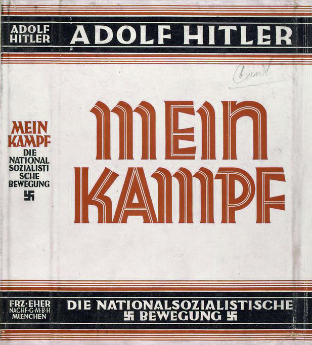 July 18 – Adolf Hitler publishes Volume 1 of his personal manifesto Mein Kampf.