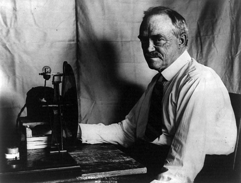 June 13 – Charles Francis Jenkins achieves the first synchronized transmission of pictures and sound, using 48 lines and a mechanical system in ''the first public demonstration of radiovision''