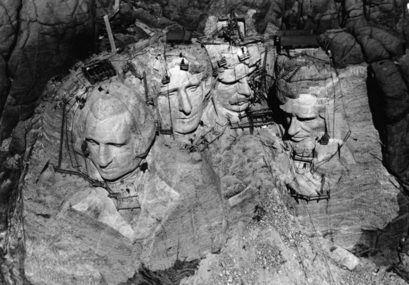 October 1 – Mount Rushmore National Memorial is dedicated in South Dakota.