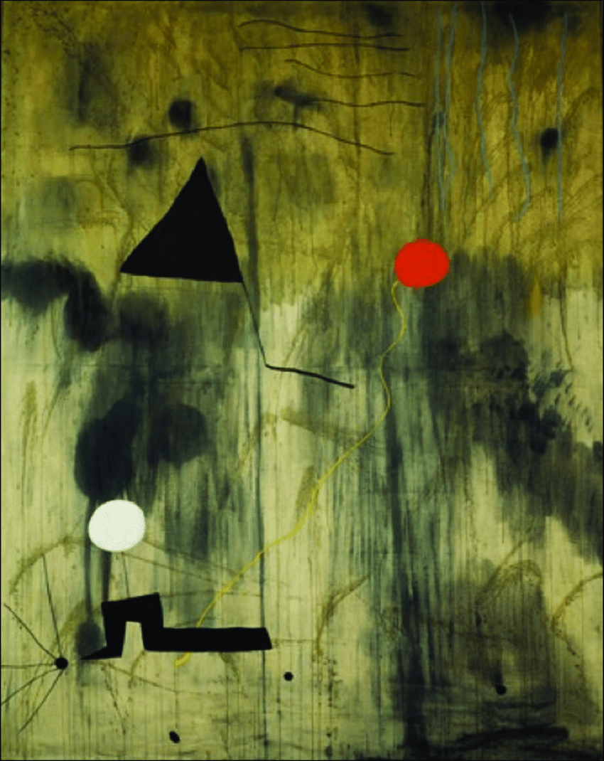 Joan Miró – The Birth of the World