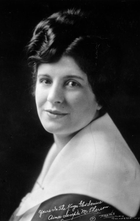 May 18 – Evangelist Aimee Semple McPherson disappears, while visiting a Venice, California beach.
