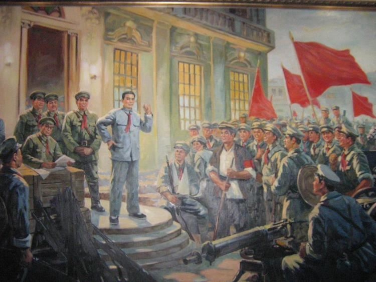 August 1 – The Communist Chinese People's Liberation Army is formed, during the Nanchang Uprising.