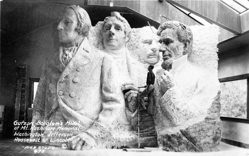 August 10 – The Mount Rushmore Park is rededicated in the United States. President Calvin Coolidge promises national funding for the proposed carving of the presidential figures.