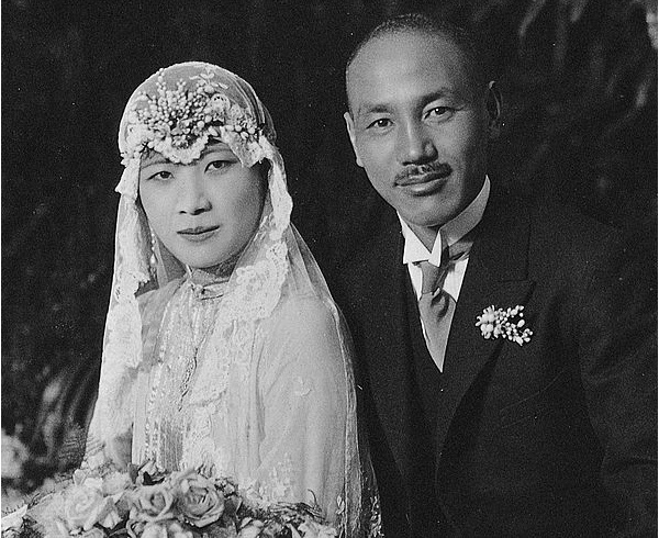 December 1 – Chiang Kai-shek marries Soong Mei-ling in Shanghai.