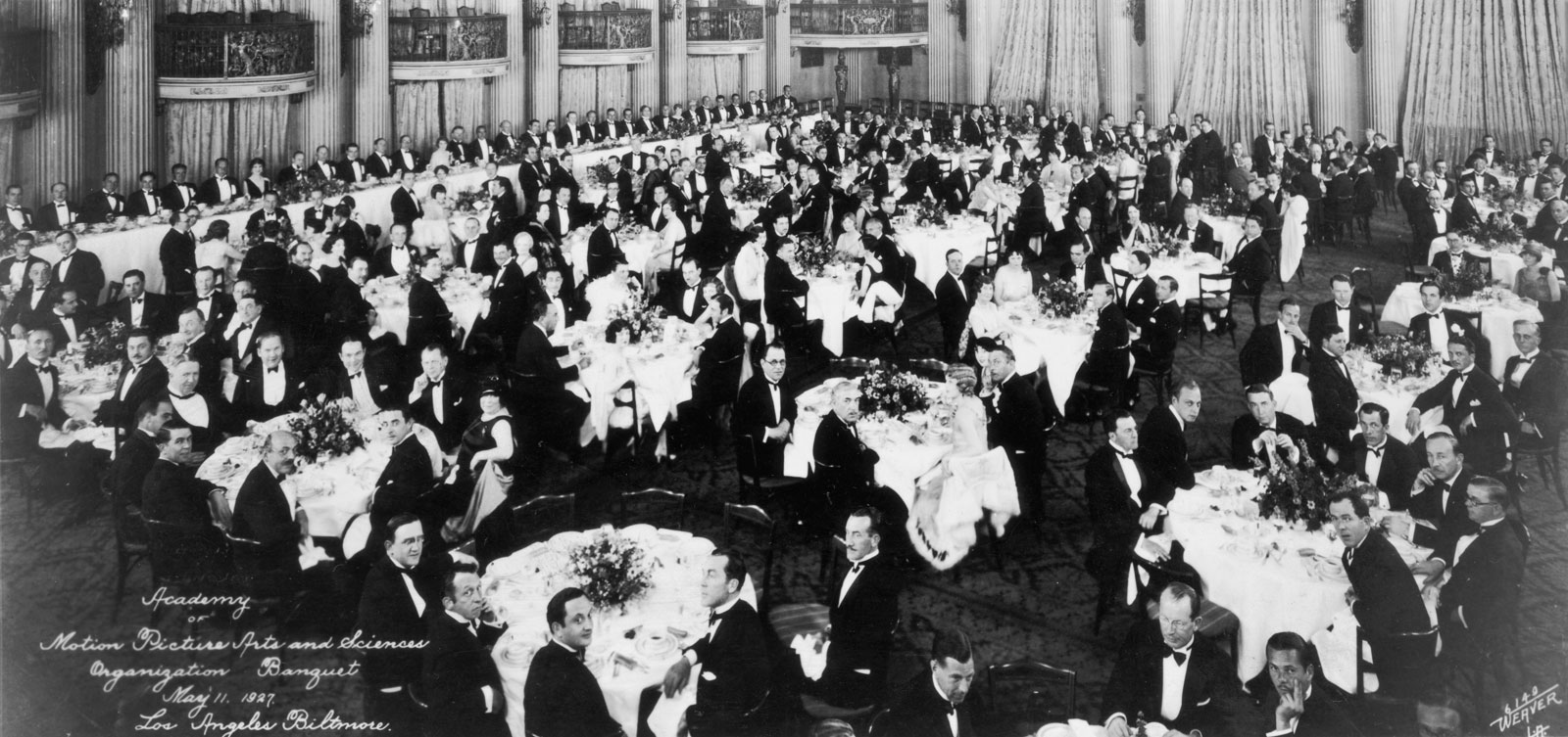 January 11 – Louis B. Mayer, head of film studio Metro-Goldwyn-Mayer (MGM), announces the creation of the Academy of Motion Picture Arts and Sciences, at a banquet in Los Angeles, California