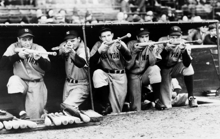 October 8 – The ''Murderers' Row'' team of the New York Yankees complete a four-game sweep of the Pittsburgh Pirates in the World Series.