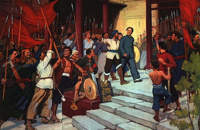 September – The Autumn Harvest Uprising occurs in China.